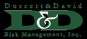 Durrett & Dvid Risk Management Logo